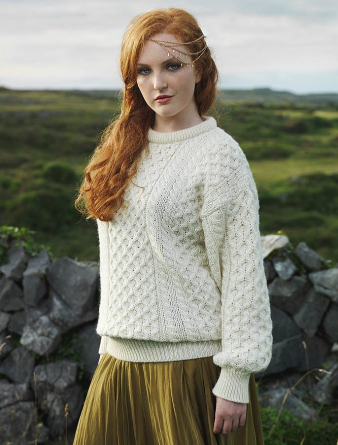 Aran-sweater-2-675x887 Embrace the Autumn with Aran Sweaters and Irish Knits