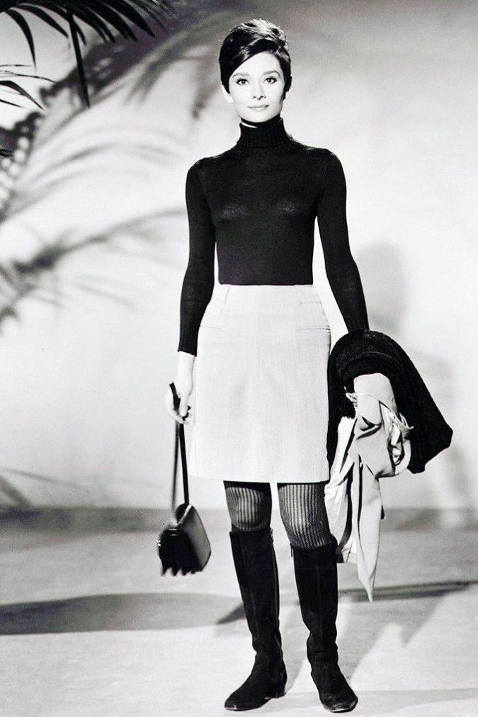 Audrey-Hepburn-look-675x1012 20 Hollywood Actresses Who Changed Fashion Forever
