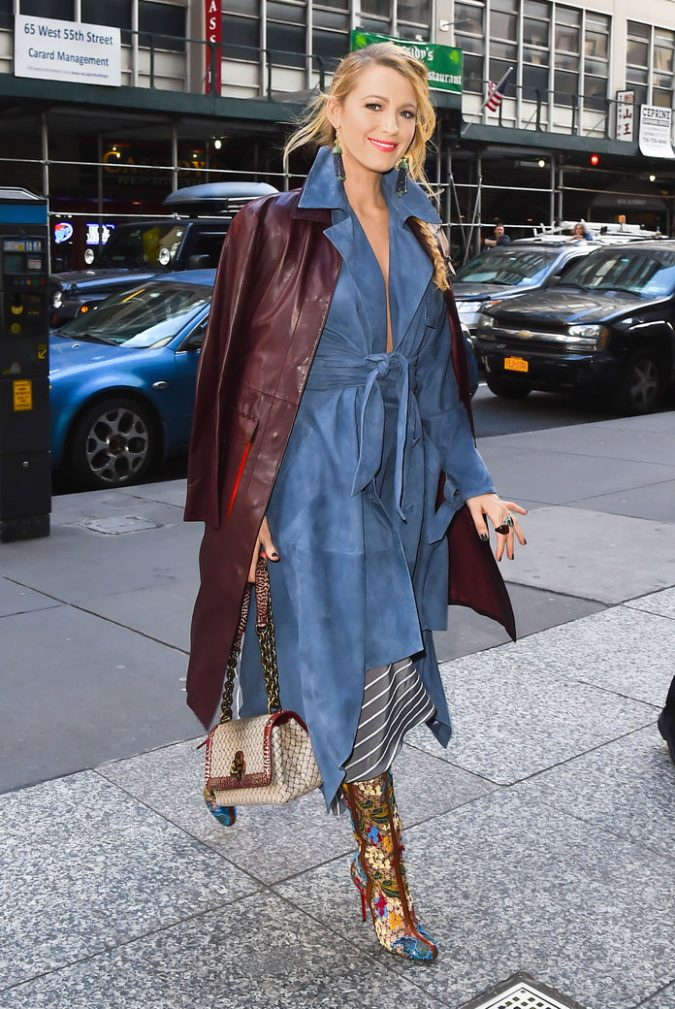 Blake-Lively-675x1009 20 Hollywood Actresses Who Changed Fashion Forever
