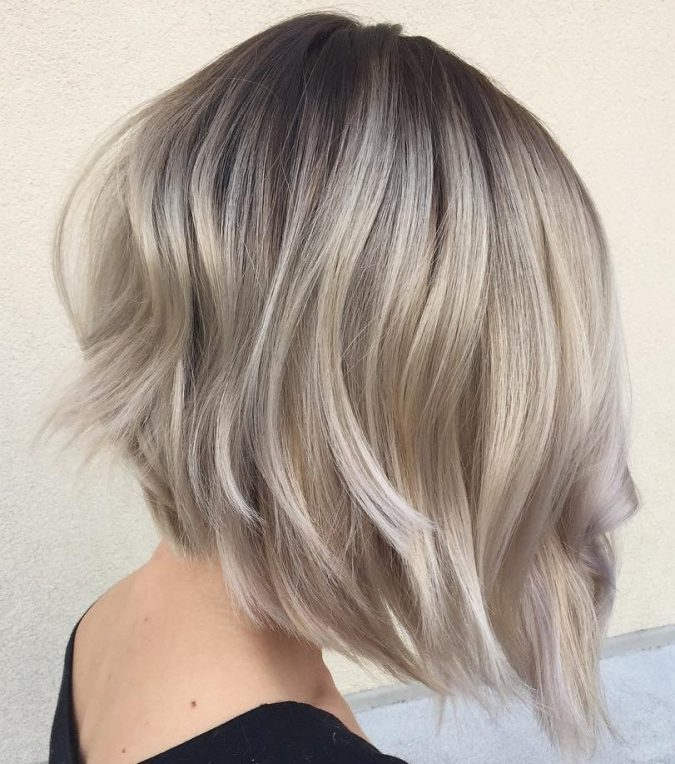 Bobbed-Volume-and-Highlights-675x764 Completely Fashionable Medium Length Hairstyles