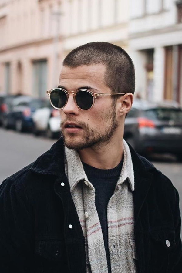 Buzz-cut-haircut 4 Trending Hairstyles for Men to Try