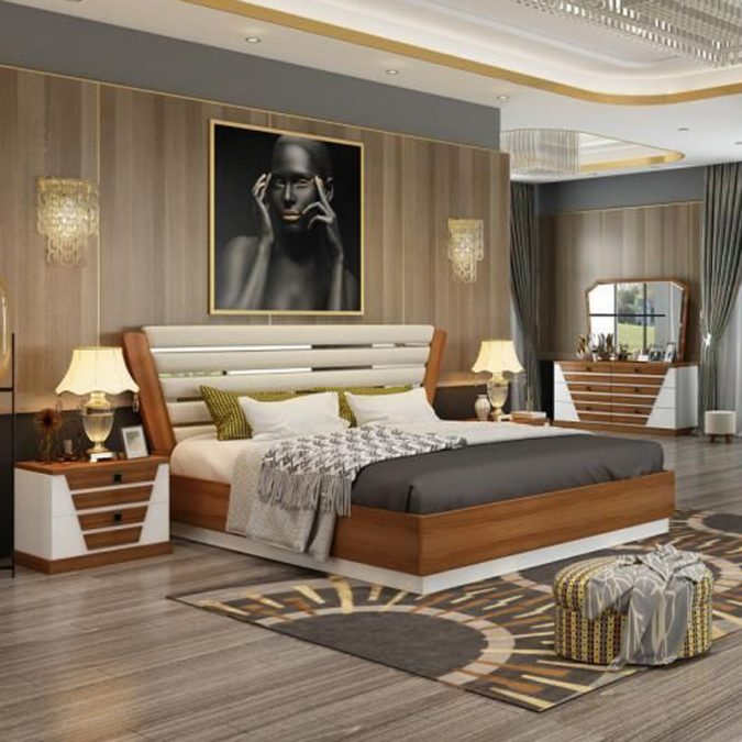 Classic-Modern-Bedroom-675x675 How to Select the Right Furniture to Suit Your Lifestyle?