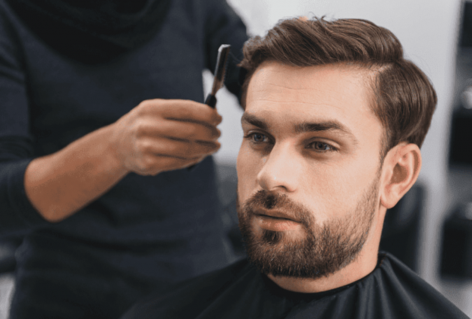Classic-side-part-haircut-675x456 4 Trending Hairstyles for Men to Try