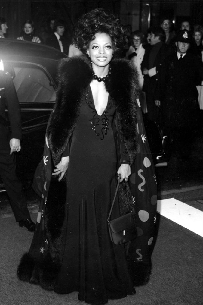 Diana-Ross-1-1-675x1012 20 Hollywood Actresses Who Changed Fashion Forever