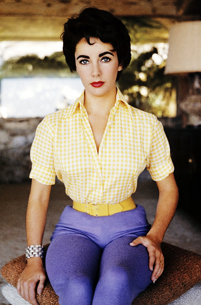 Elizabeth-Taylor-2 20 Hollywood Actresses Who Changed Fashion Forever