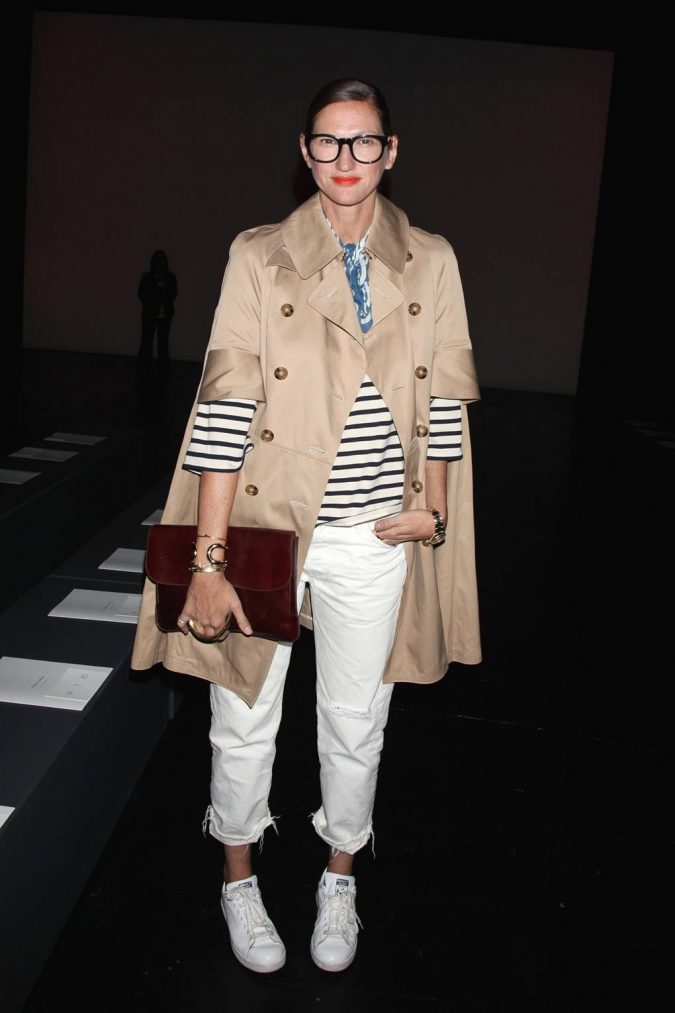 Jenna-Lyons-1-675x1013 20 Hollywood Actresses Who Changed Fashion Forever