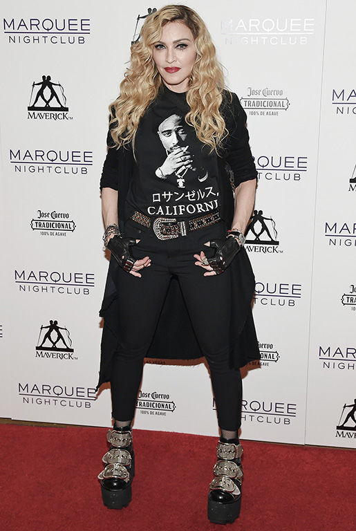 Madonna 20 Hollywood Actresses Who Changed Fashion Forever