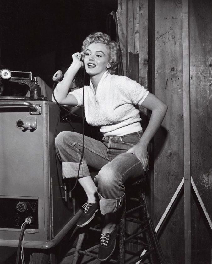 Marilyn-Monroe-look2-675x841 20 Hollywood Actresses Who Changed Fashion Forever