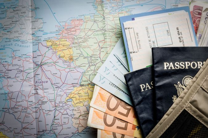 Passport-675x450 10 Easy Tips to Always Finding Cheap Flights