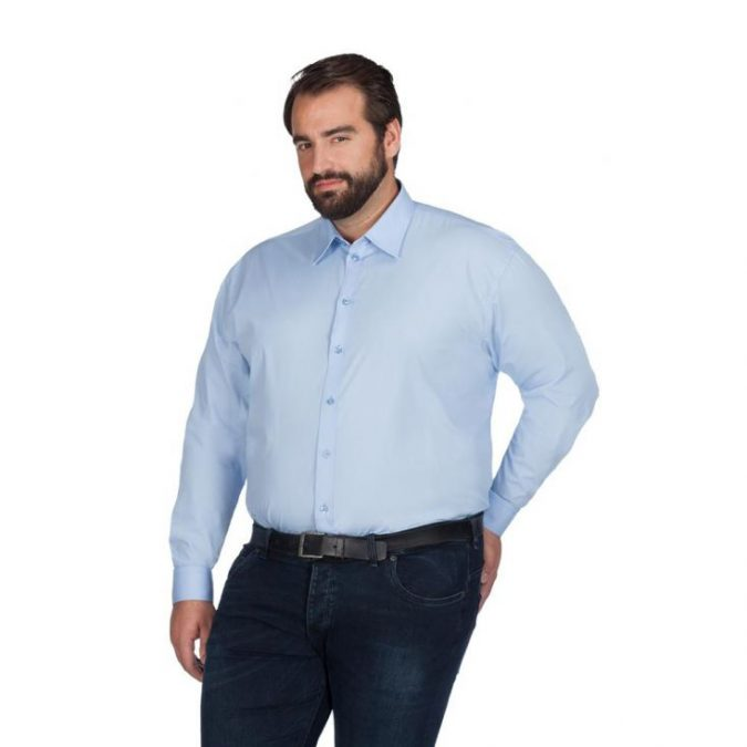 Plus-Size-Men's-Clothing-675x675 10 Fashion Tips for Plus-Size Men to Wear in Office