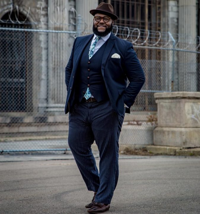 Plus-Size-Men's-outfits-675x724 10 Fashion Tips for Plus-Size Men to Wear in Office