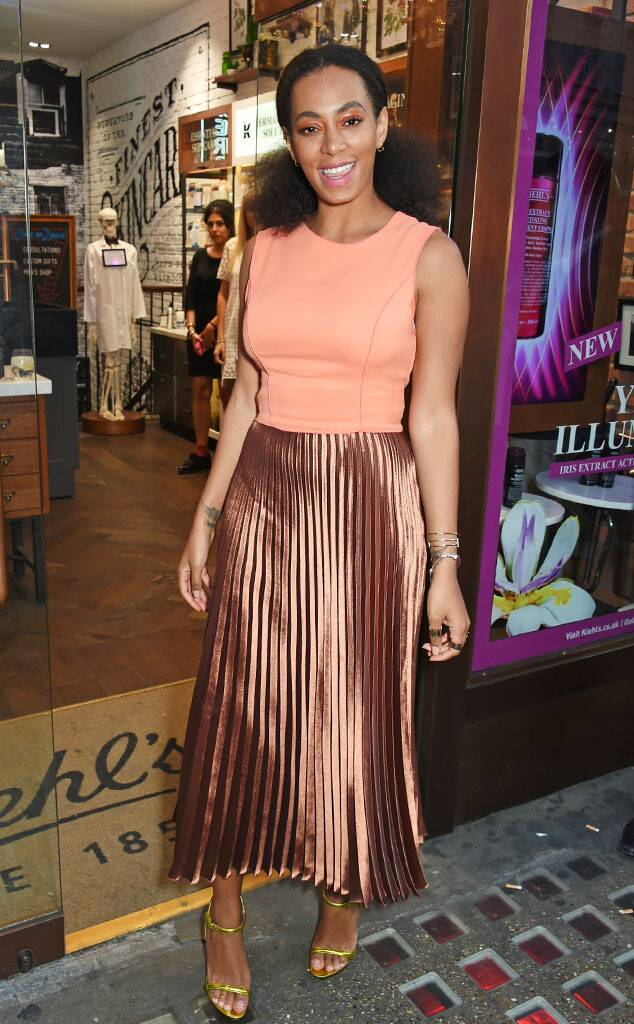 Solange-Knowles-3 20 Hollywood Actresses Who Changed Fashion Forever