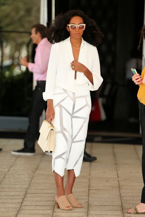 Solange-Knowles 20 Hollywood Actresses Who Changed Fashion Forever