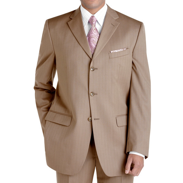 The-3-button-blazer 10 Fashion Tips for Plus-Size Men to Wear in Office