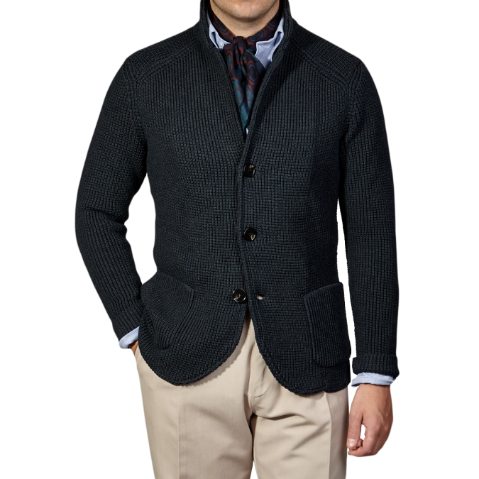 The-3-button-blazers-675x675 10 Fashion Tips for Plus-Size Men to Wear in Office