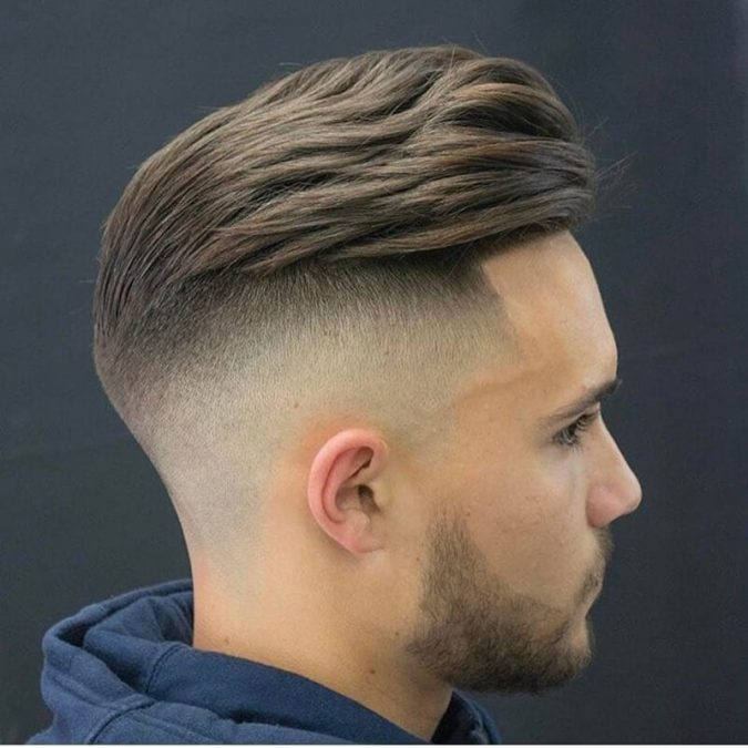 Undercut-pompadour-haircut-675x675 4 Trending Hairstyles for Men to Try