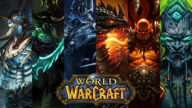 World-of-Warcraft-MMO-game-1-675x380 How MMO Influence Is Changing Gaming