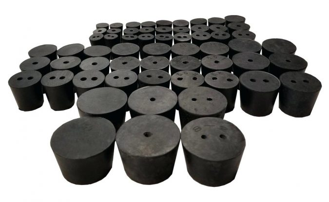 black-rubber-stoppers-675x415 7 Criteria to Choose the Best Rubber Stopper Manufacturer