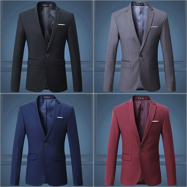 blazers 10 Fashion Tips for Plus-Size Men to Wear in Office