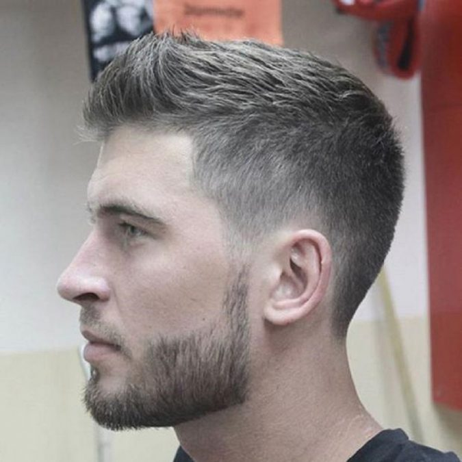 crew-cut-haircut-1-675x675 4 Trending Hairstyles for Men to Try