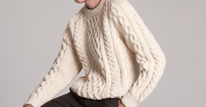 Photo of Embrace the Autumn with Aran Sweaters and Irish Knits