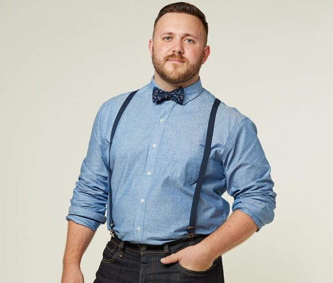 suspenders-for-plus-size-men-675x574 10 Fashion Tips for Plus-Size Men to Wear in Office