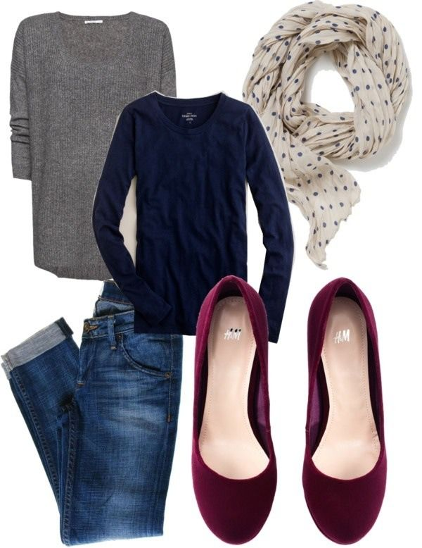 women-outfit-with-ballet-shoes 20 Must-Have Wardrobe Pieces Every Woman Over 40 Needs