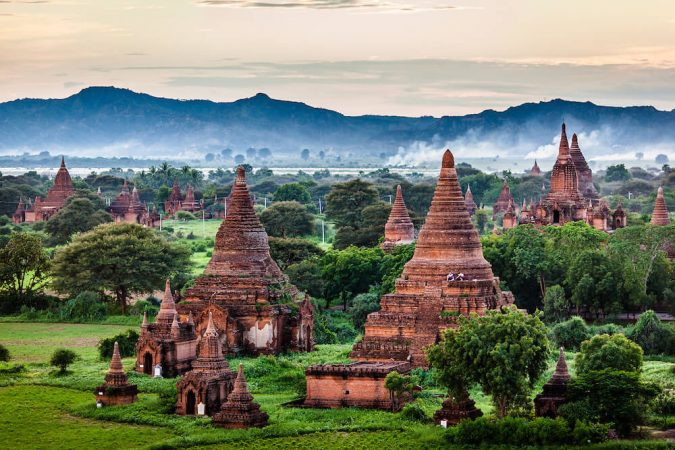 Bagan-City-675x450 Bookaway Review and Exploring its Popular Routes
