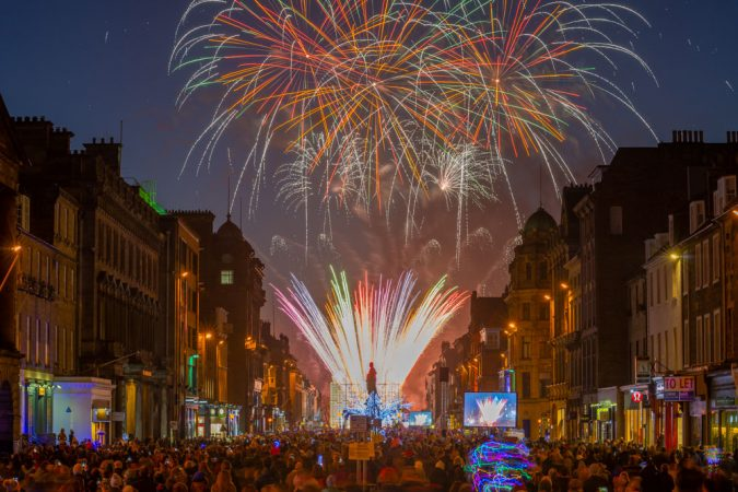 Edinburgh-675x450 Top 10 Fairytale Christmas Places for Couples