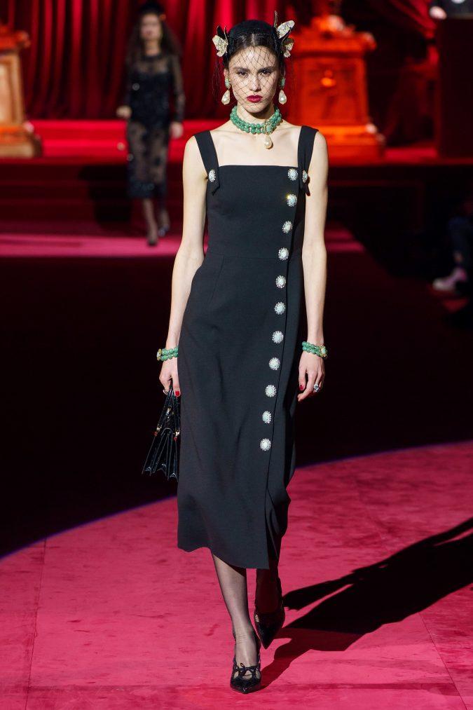 Fall-fashion-2019-Jumper-dress-Dolce-Gabbana-675x1013 40+ Hottest Teenage Girls Fall/Winter Fashion Ideas in 2020