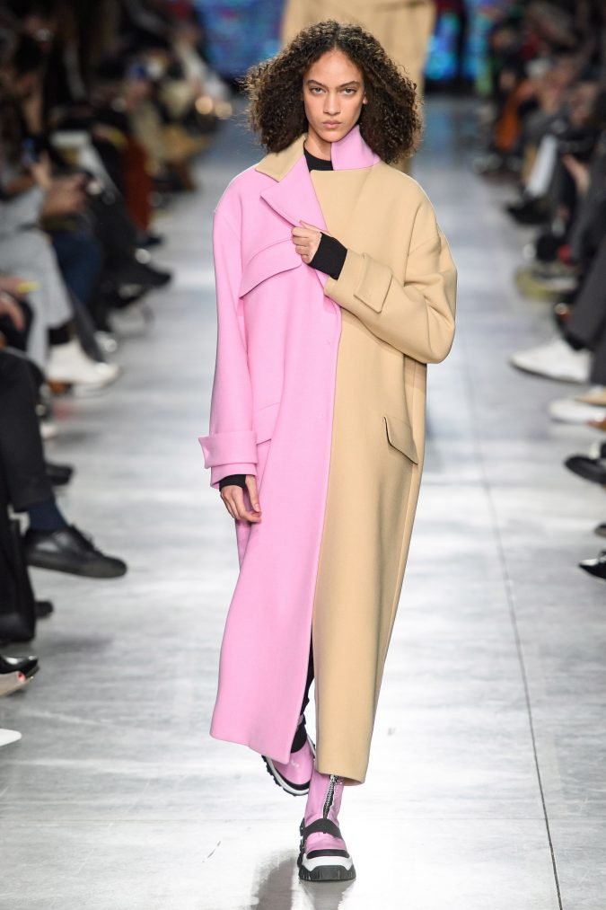 Fall-winter-fashion-2020-long-coat-MSGM-675x1013 45+ Elegant Work Outfit Ideas for Fall and Winter 2020