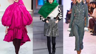 Photo of 60+ Retro Fashion Designs of Fall/Winter 2020 Inspired by the 80s and 90s