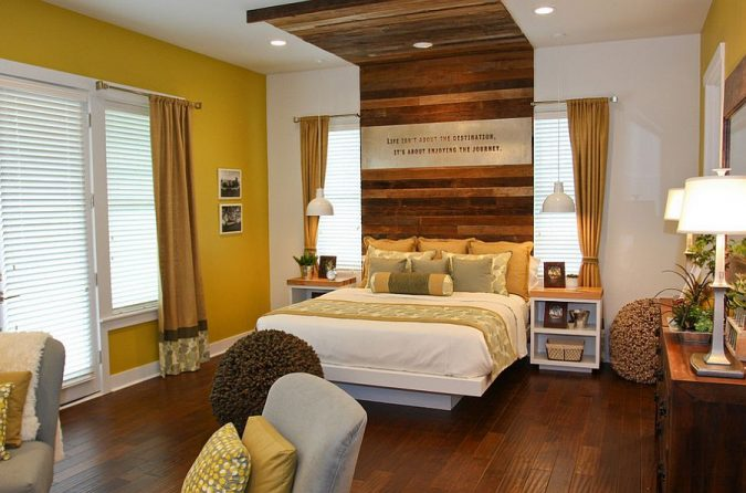 Headboard-675x446 8 Tricks You Can Do Make Your Home Look Great