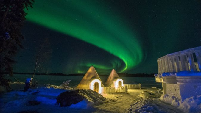 Lapland-Finland.-675x380 Top 10 Fairytale Christmas Places for Couples