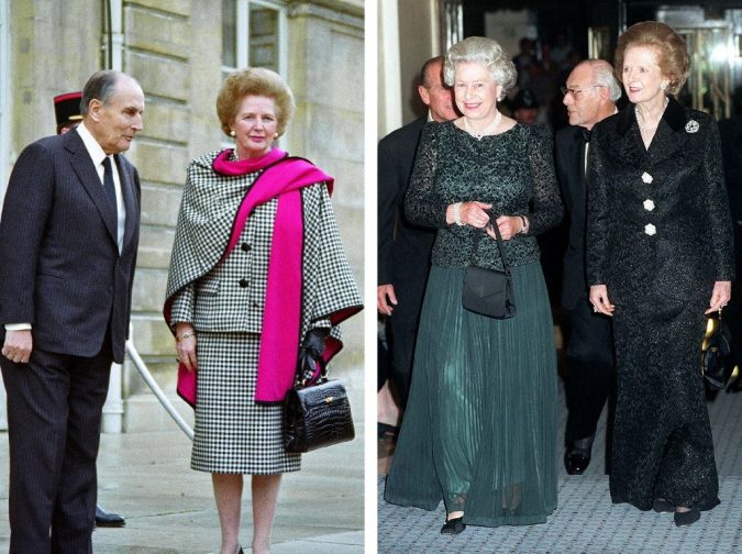 Margaret-Thatcher-675x504 60+ Retro Fashion Designs of Fall/Winter 2020 Inspired by the 80s and 90s