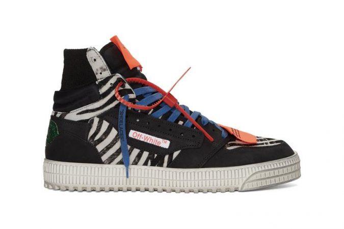 Off-White-zebra-sneakers-675x450 7 Designer Shoes for Women