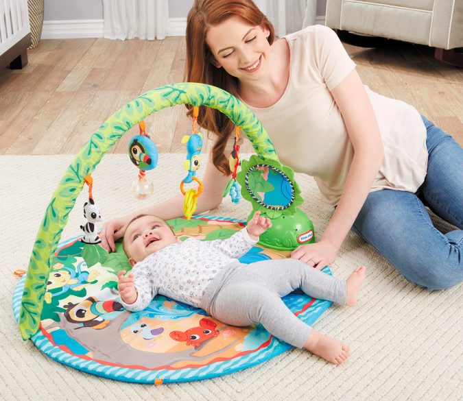 Play-Mat.-675x585 Best 10 Christmas Gift Ideas for a New Born Baby