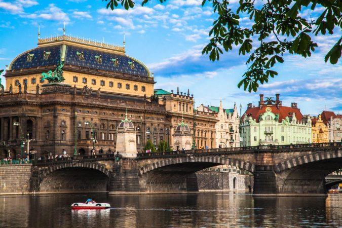 Prague-National-Theatre-675x450 Top 10 Fairytale Christmas Places for Couples