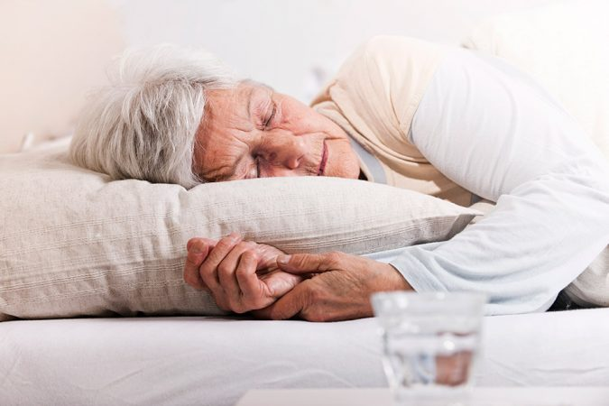 Sleep-is-important-675x450 The Secret to a Healthy Old Age Lies in Adopting the Right Lifestyle Changes