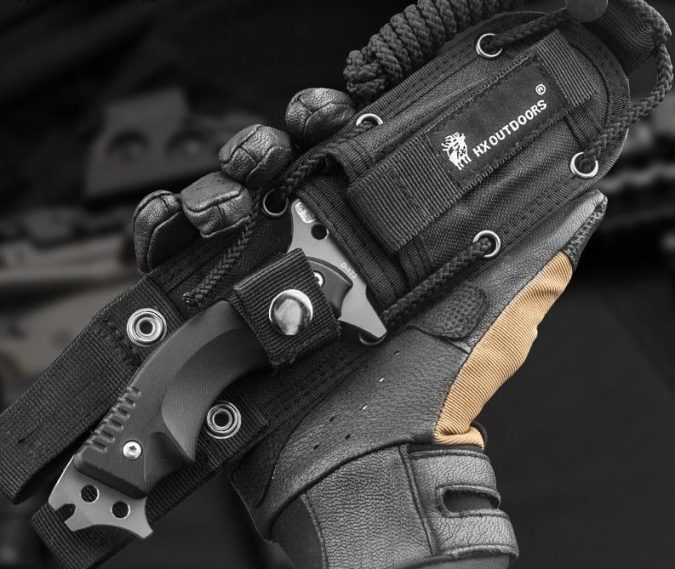 Tactical-Knife.-675x569 Top 10 Self-defense Weapons Every Woman Should Carry