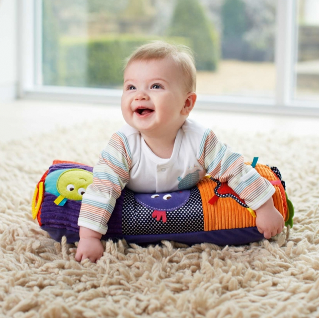 Tummy-Time-Activity-Toy Best 10 Christmas Gift Ideas for a New Born Baby
