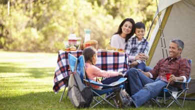 Photo of Top Tips on Surviving Your First Family Camping Trip