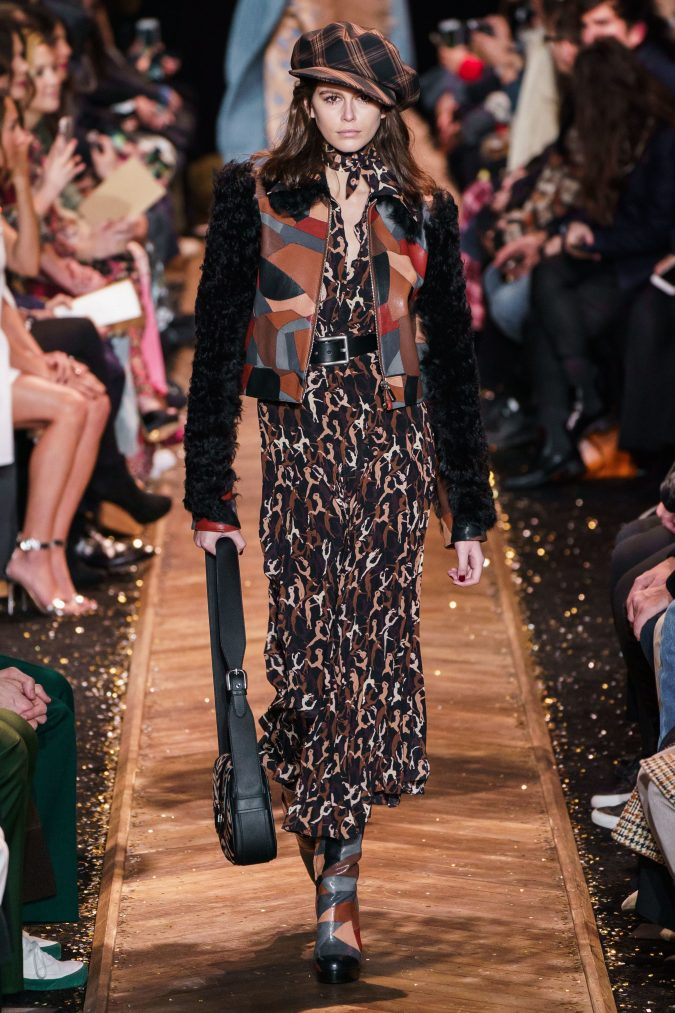 fall-fashion-2019-belted-dress-Michael-Kors-2-675x1013 10 Fall/Winter Retro Fashion Trends for the 70s Nostalgics in 2020