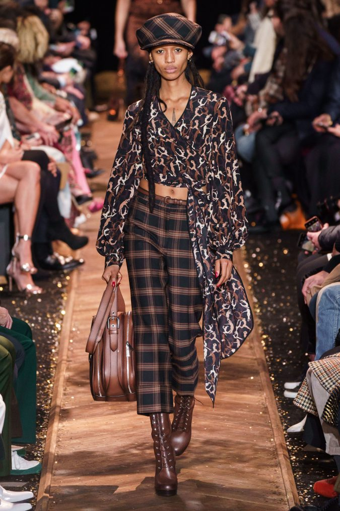 fall-fashion-2019-earthy-colors-Michael-Kors-675x1013 Top 10 Fashionable Winter Fashion Outfit Ideas for Teens in 2020