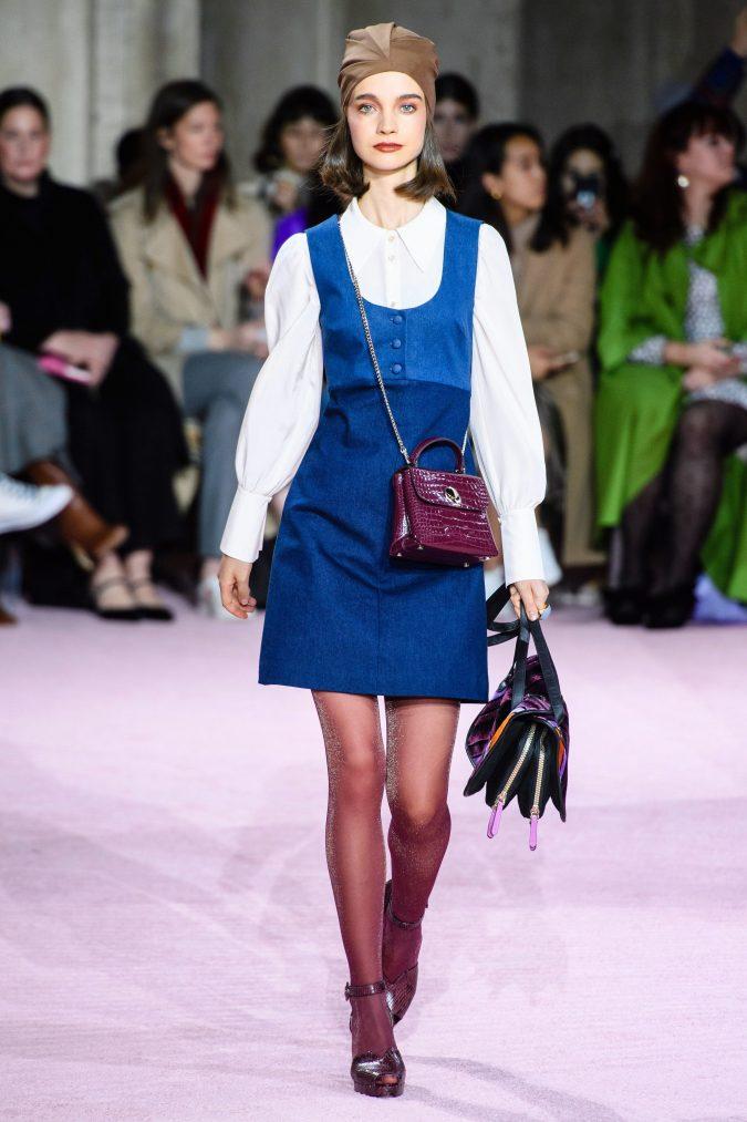 fall-fashion-2019-jumper-dress-kate-spade-2-675x1013 40+ Hottest Teenage Girls Fall/Winter Fashion Ideas in 2020