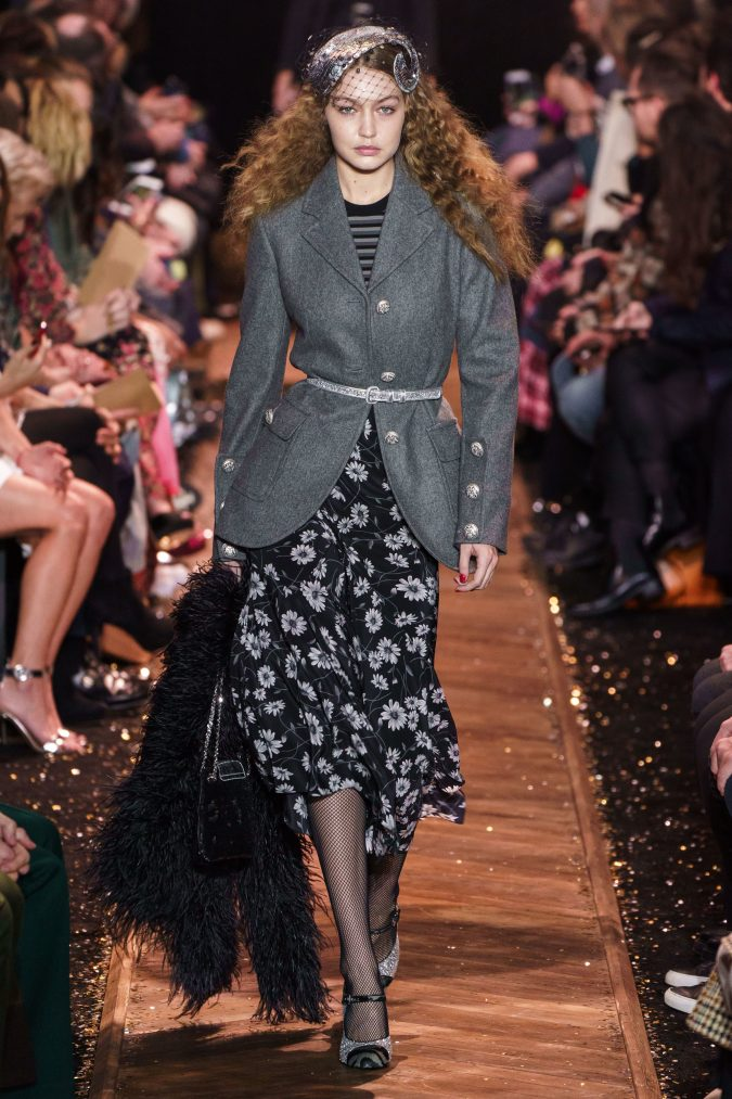 fall-fashion-2019-long-jacket-and-skirt-Michael-Kors-675x1013 10 Fall/Winter Retro Fashion Trends for the 70s Nostalgics in 2020