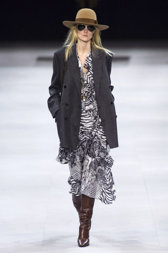 fall-fashion-2019-long-jacket-celine-675x1014 10 Fall/Winter Retro Fashion Trends for the 70s Nostalgics in 2020