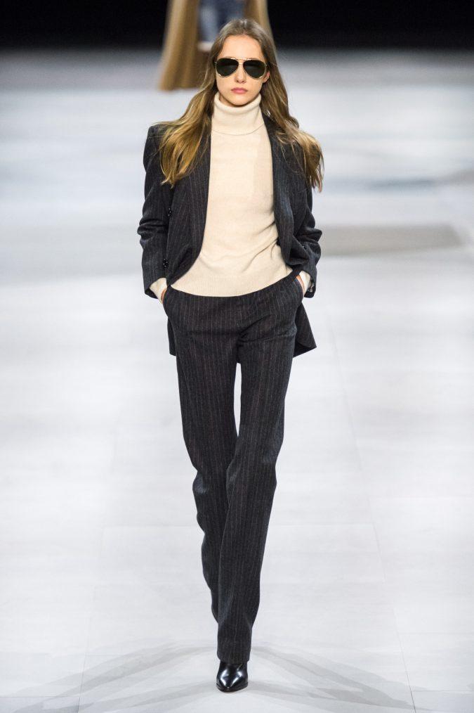 fall-fashion-2019-turtle-neck-top-celine-675x1014 10 Fall/Winter Retro Fashion Trends for the 70s Nostalgics in 2020