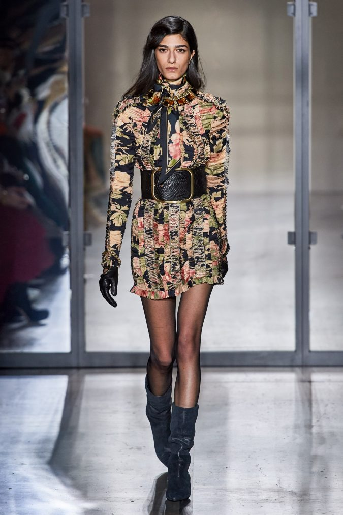 fall-winter-fashion-2020-belted-dress-Zimmermann-675x1013 90 Fall/Winter Fashion Ideas for a Perfect Combination of Vintage and Modern in 2020
