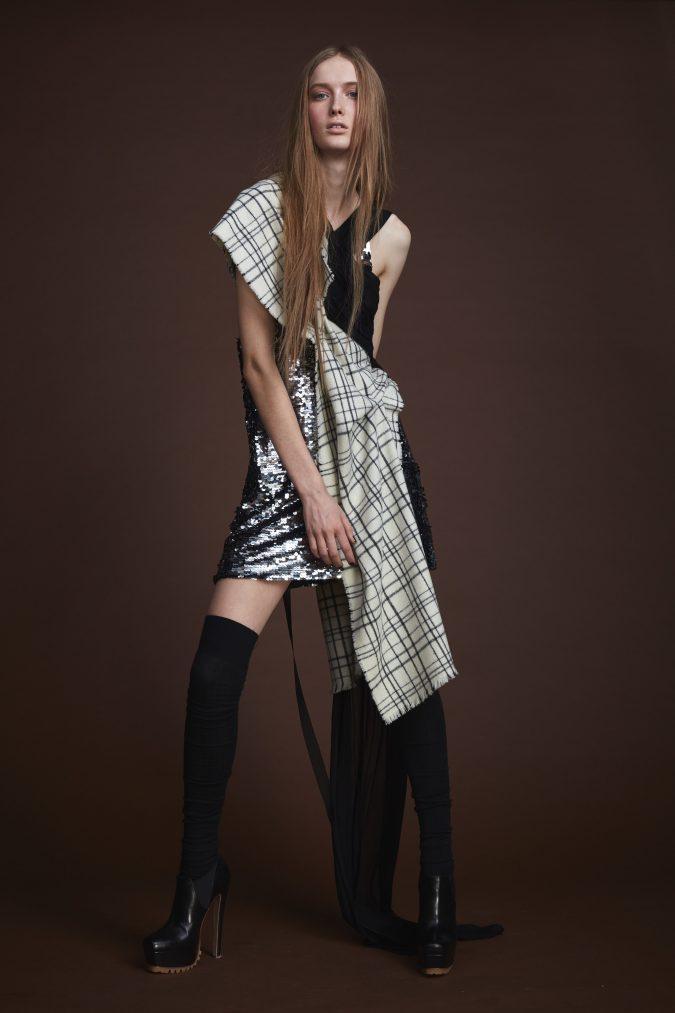 fall-winter-fashion-2020-disco-dress-Vera-Wang-675x1013 +80 Fall/Winter Fashion Trends for a Stunning 2020 Wardrobe